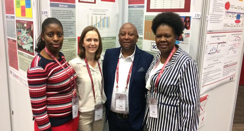 Anova Health Institute At SA AIDS 2017