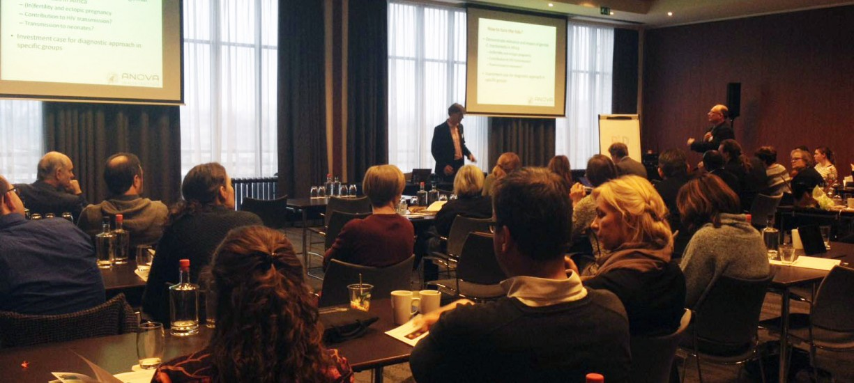 Acclaimed Anova Researcher Presents At The 12th Amsterdam Chlamydia Meeting
